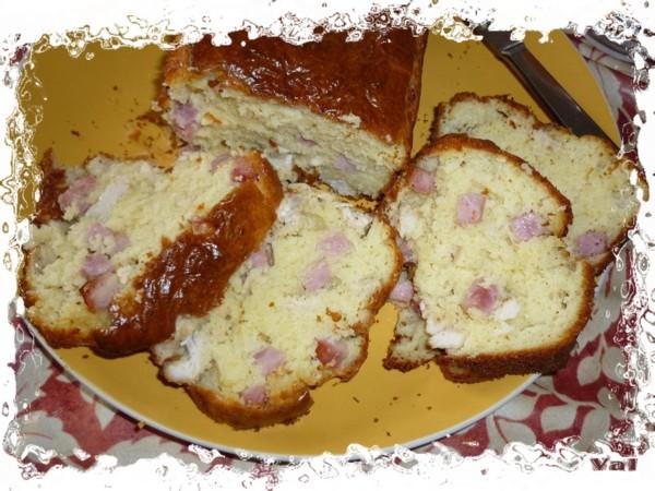 Cake-Poulet-aux-epices-et-jambon