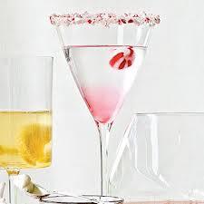 cocktail givré mulitcolore