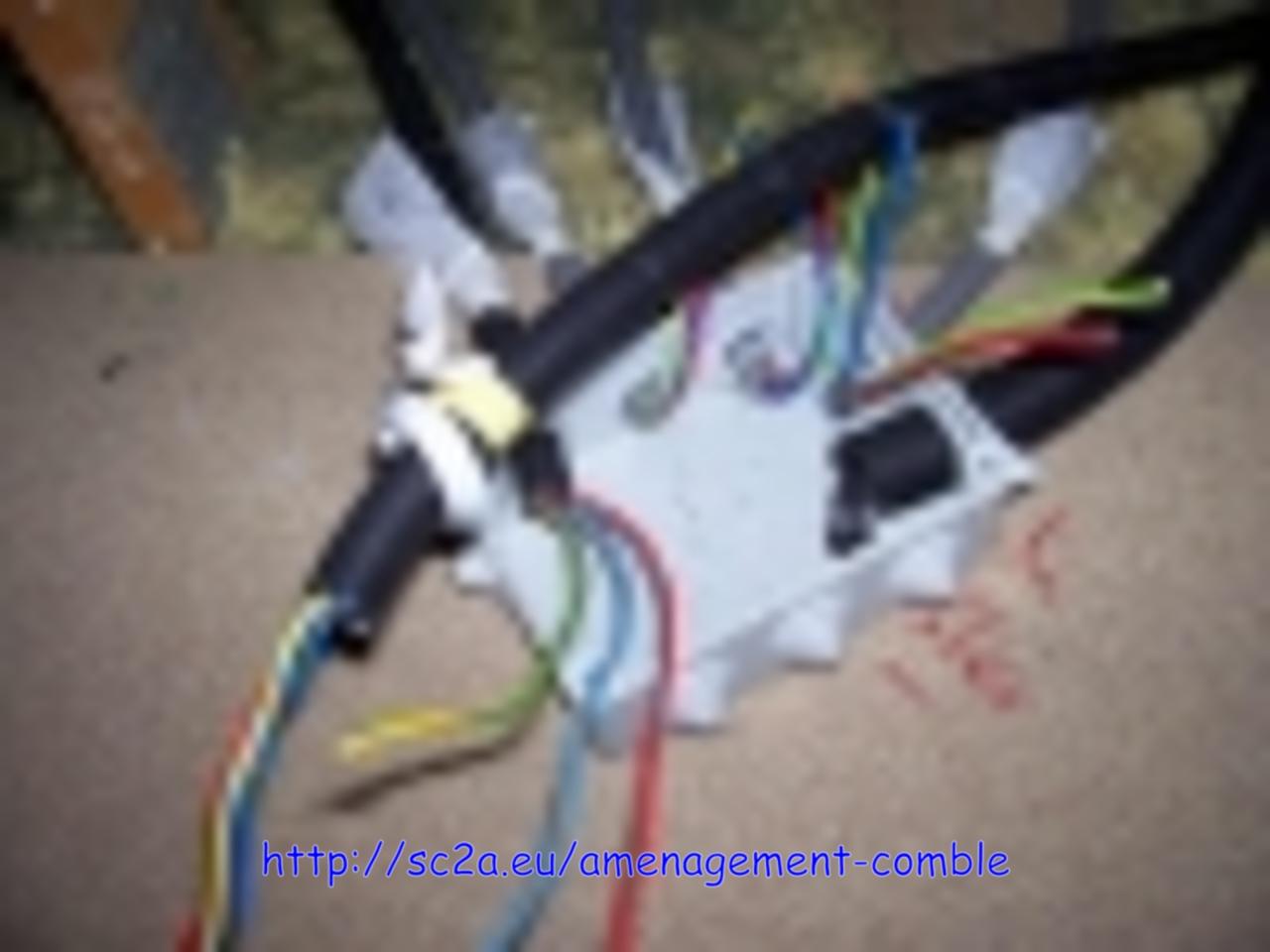 comment installer l\'électricité dans les combles