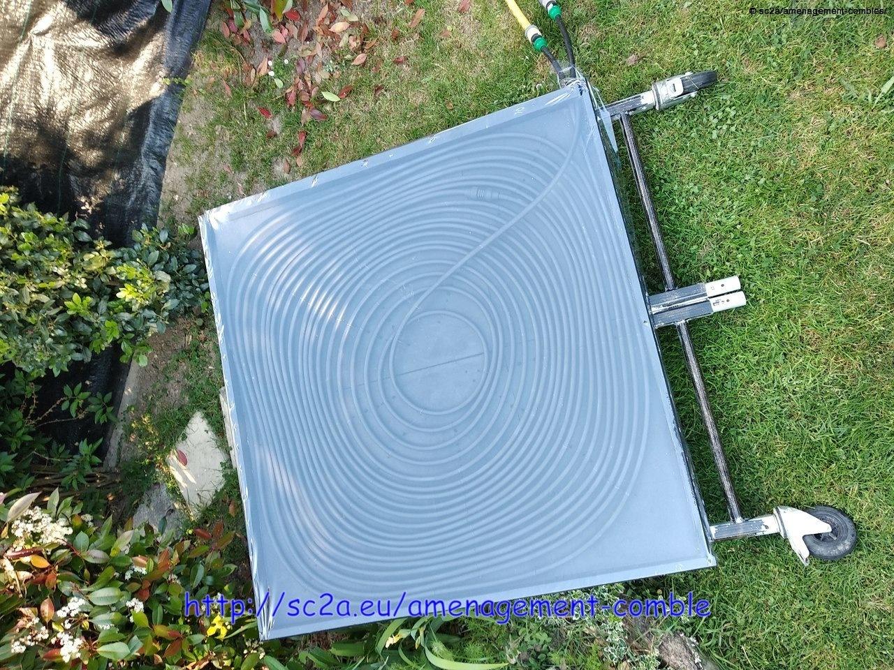 chauffage solaire piscine pas cher am nagement des combles. Black Bedroom Furniture Sets. Home Design Ideas