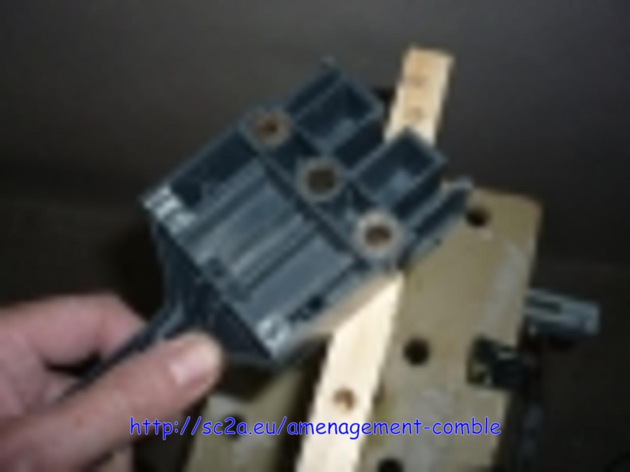 tiroirs sur mesure , matériel d\'assemblage par mortaise, chevilles bois 1