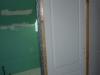 sertissage rails cloisons placoplatre combles 3