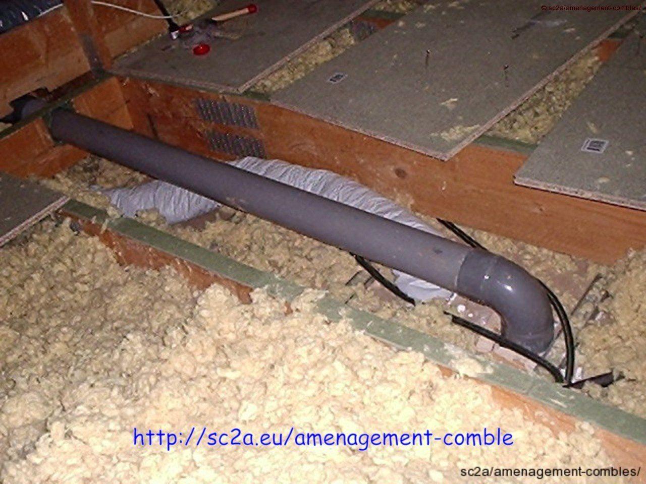 Pose plancher bois combles am nagement des combles for Salle d eau dans les combles