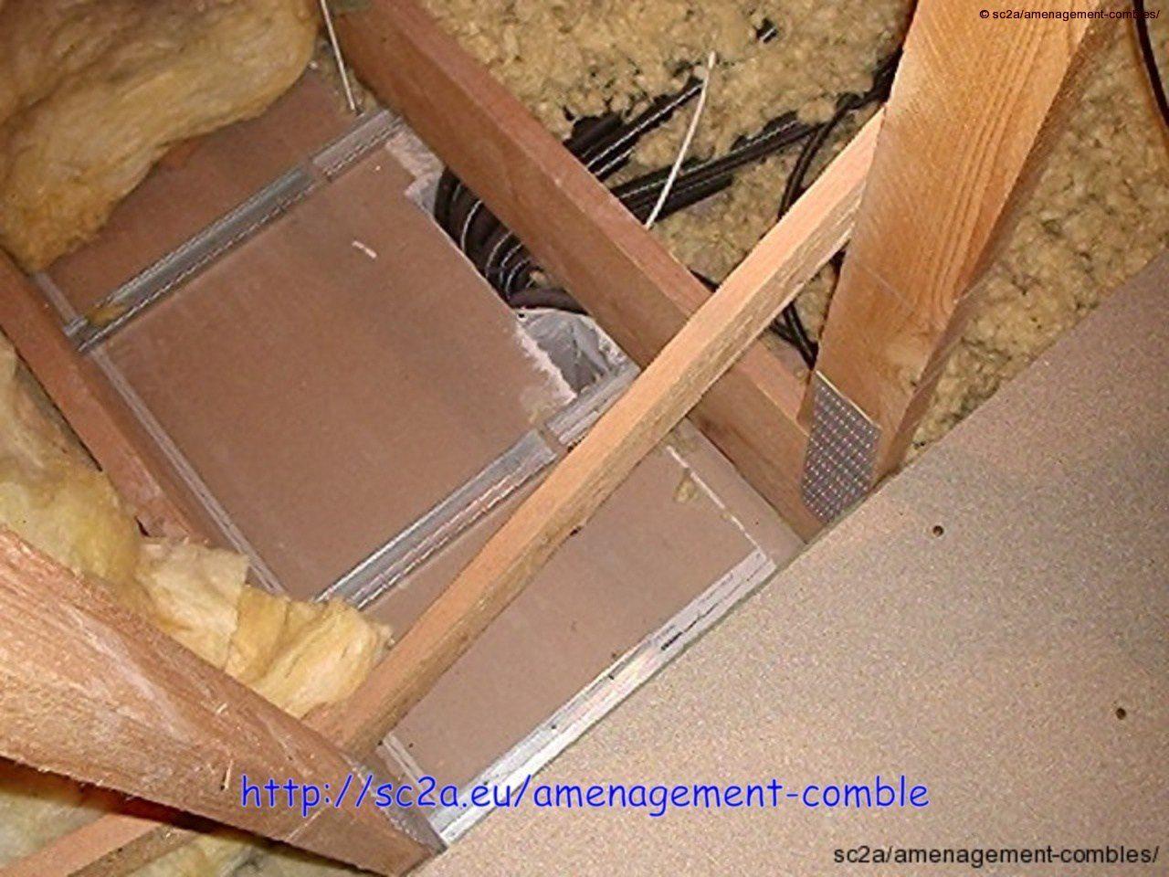 Pose plancher bois combles am nagement des combles for Plancher combles