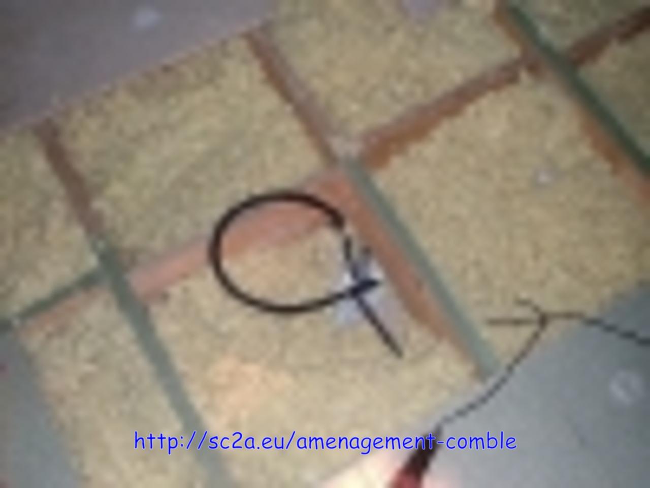modification électrique avant la pose des dalles 2