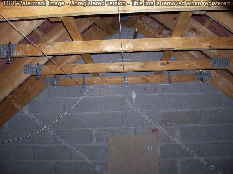 L 39 am nagement des combles de a z part 3 for Comment poser des velux