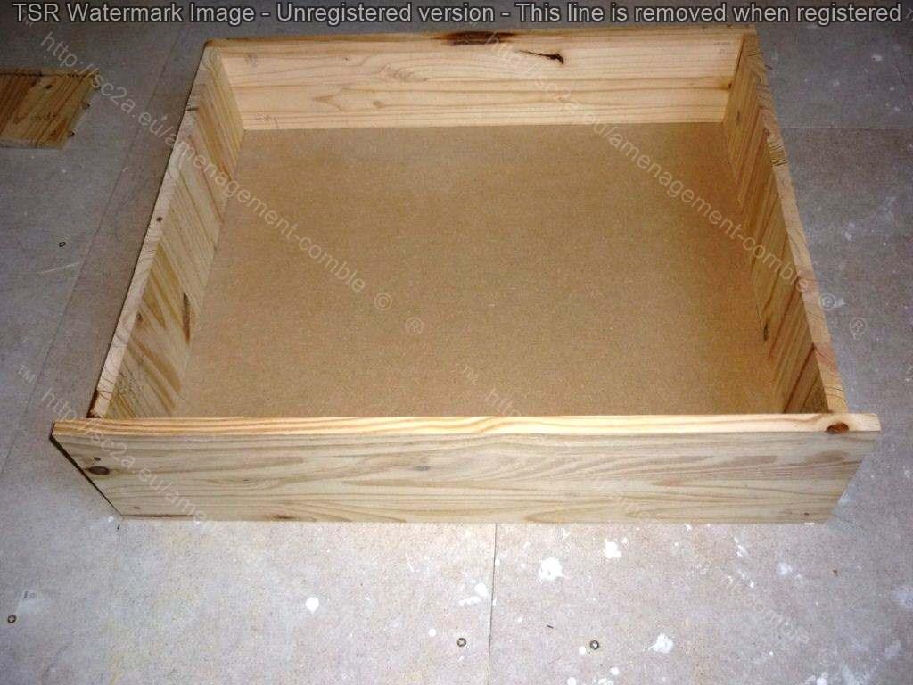 faire ses tiroirs bois soi-même