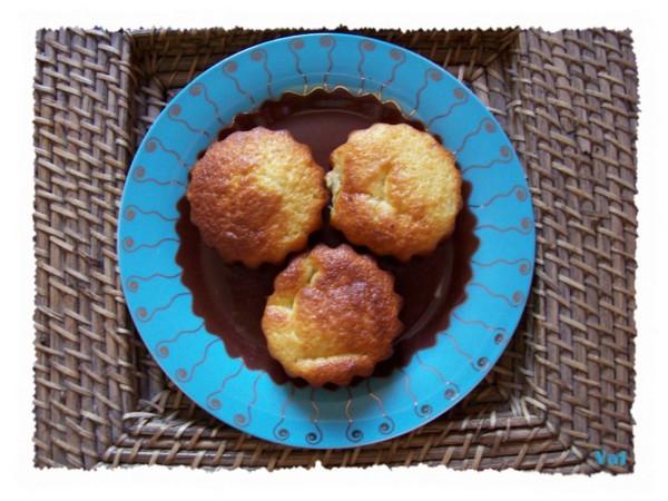 Gâteaux citron et pommes