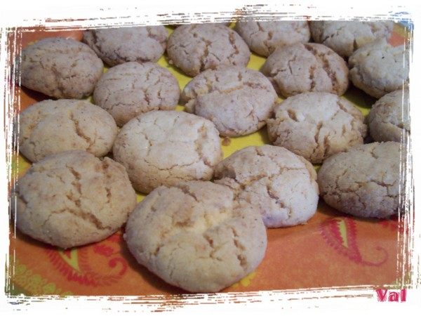 Gâteaux mantecaos