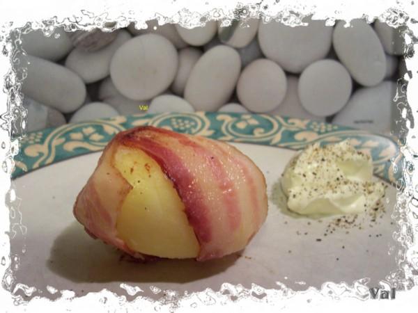 Pommes de terre à la façon Elvire