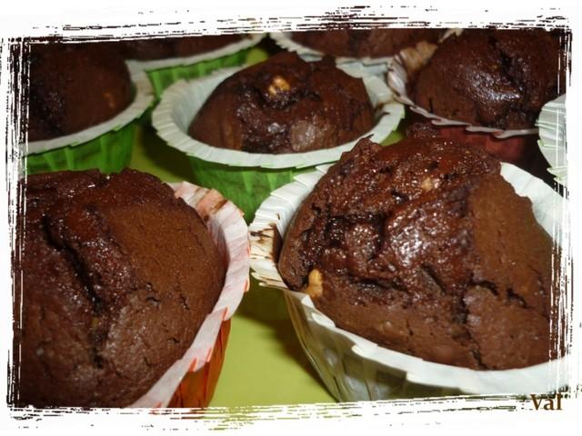 Cup'Brownies chocolat