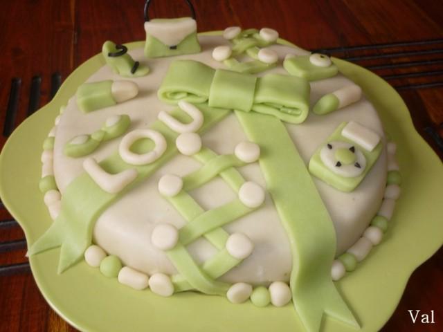 Gâteau Accessoires de mode