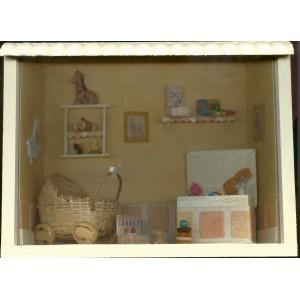 vitrine chambre d'enfant N°1