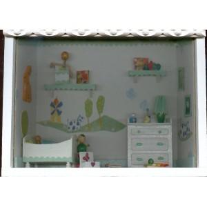 vitrine chambre d'enfant N°5