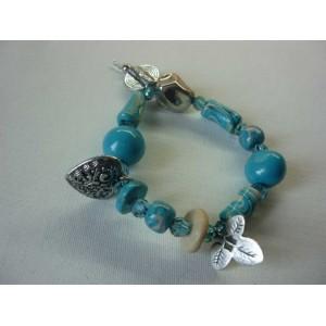 Bracelet Justine Flower Br32