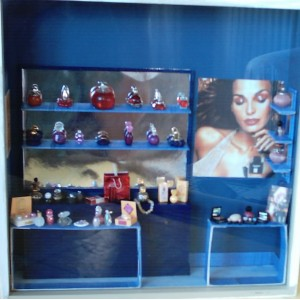La vitrine parfum N°1
