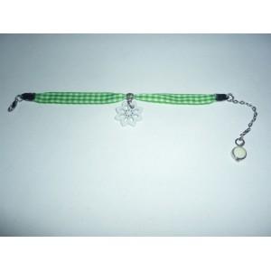 Bracelet Liberty Vichy vert BL2