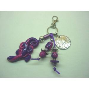 Bijou de sac Violette BS2