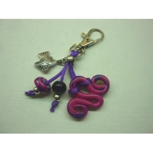 Bijou de sac  Violette BS6